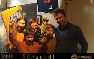 Een escape room met kinderen: een top-idee!