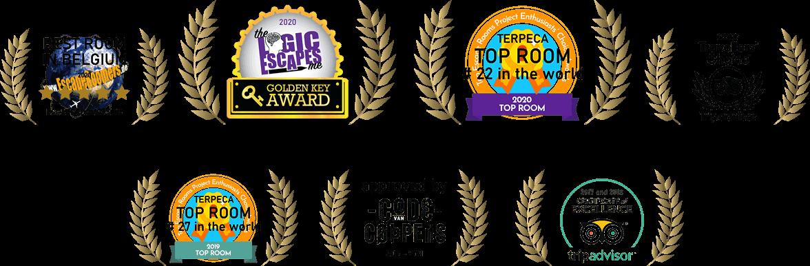 6 awards kring