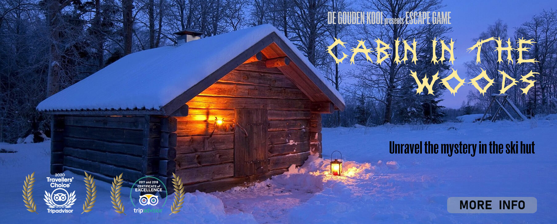 Cabin in the woods -eng