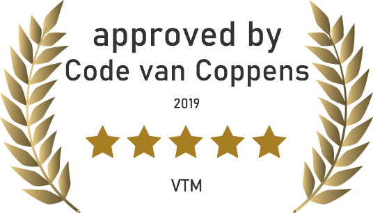 award Code van Coppens