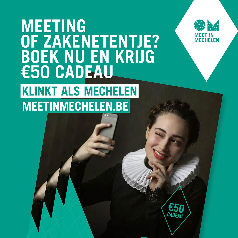 Klinkt als Mechelen actie