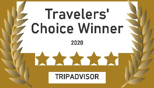 Award Tripadvisor 2020