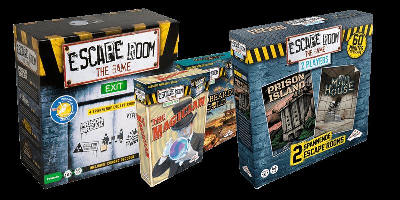 escape boardgames