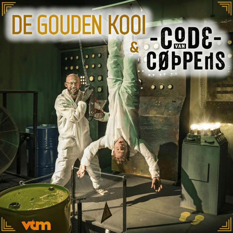 Code Van Coppens bij De Gouden Kooi