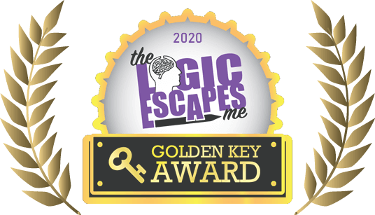 award golden key the logic escapes me