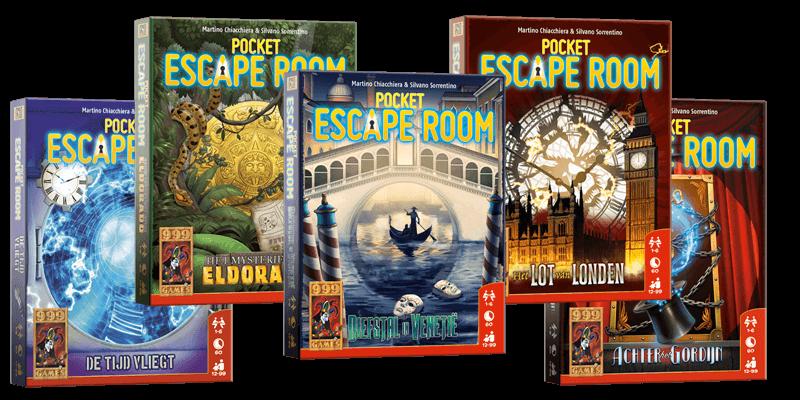 escape kaartspellen