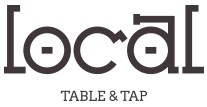logo local table & tap